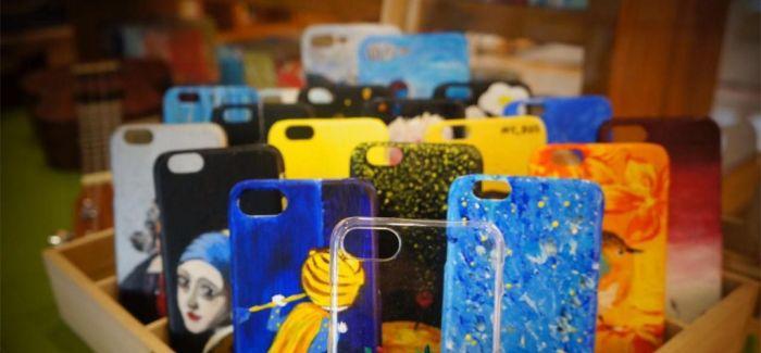 手绘手机壳工坊|把颜色绘在你的手机壳上