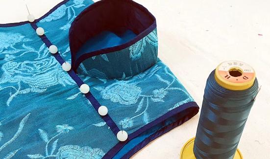 传手艺|学做屹立300年的时尚单品—中式马甲
