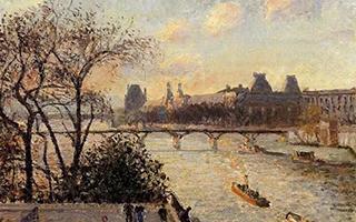 卡米耶·毕沙罗:最坚定的印象派画家