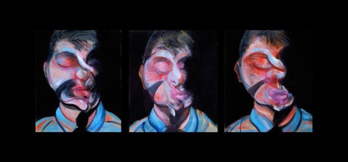 两幅肖像引出弗洛伊德与培根的友谊