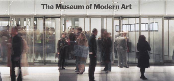 一个新锐而充满活力的MoMA