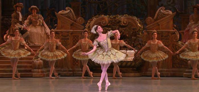 立陶宛芭蕾舞团将在大剧院演绎《睡美人》