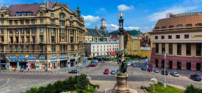 乌克兰 一个陌生而神秘的旅行之地