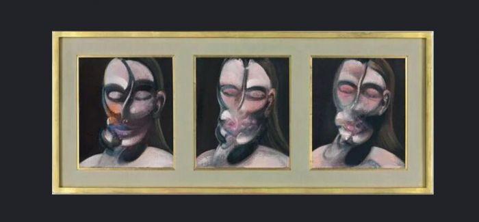 培根《三幅肖像画习作》将于佳士得晚拍瞩目登场