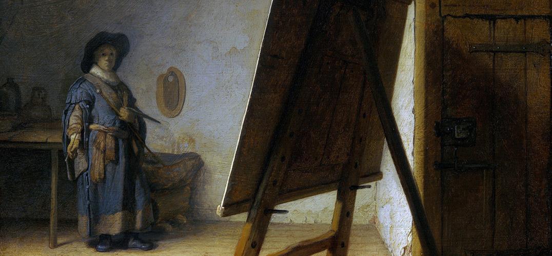 阿姆斯特丹国立博物馆将展示修复后的伦勃朗肖像画