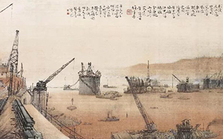 中国嘉德香港2018春拍场上的中国书画