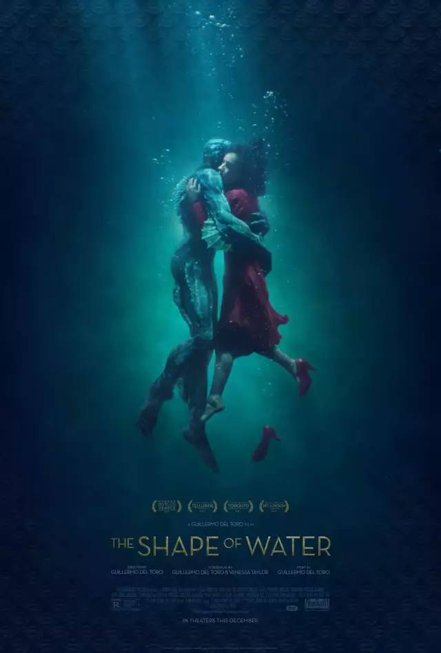 《水形物语》电影海报