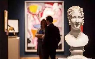 惊鸿一瞥!全球年度艺术市场报告