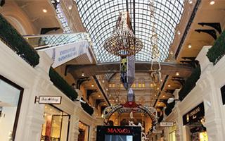 俄罗斯的百货商店