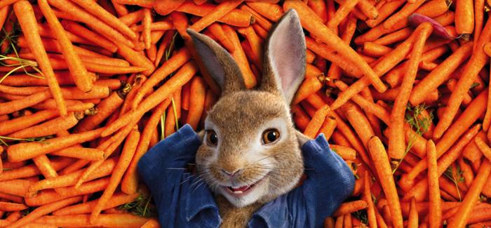 《比得兔》 改编自百年IP的真人动画电影