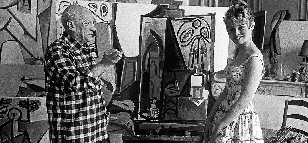 """毕加索笔下最爱的玉女缪斯 半个世纪后""""横扫""""伦敦"""