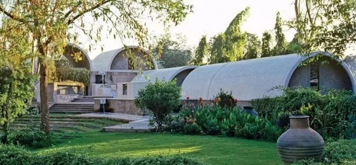 巴克里希纳·多西 新一届的普利兹克建筑奖得主