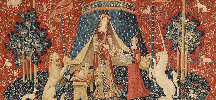 淑女与独角兽 来自中世纪的馈赠
