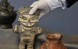 回归秘鲁的500件文物将在秘鲁国家博物馆展出