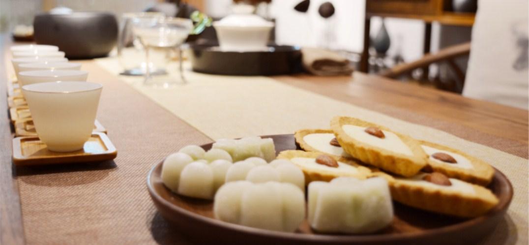 流徽古琴馆|中式下午茶DIY体验