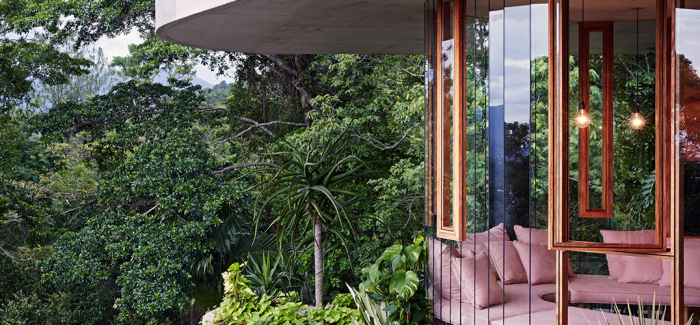 来看看50年代的房屋设计