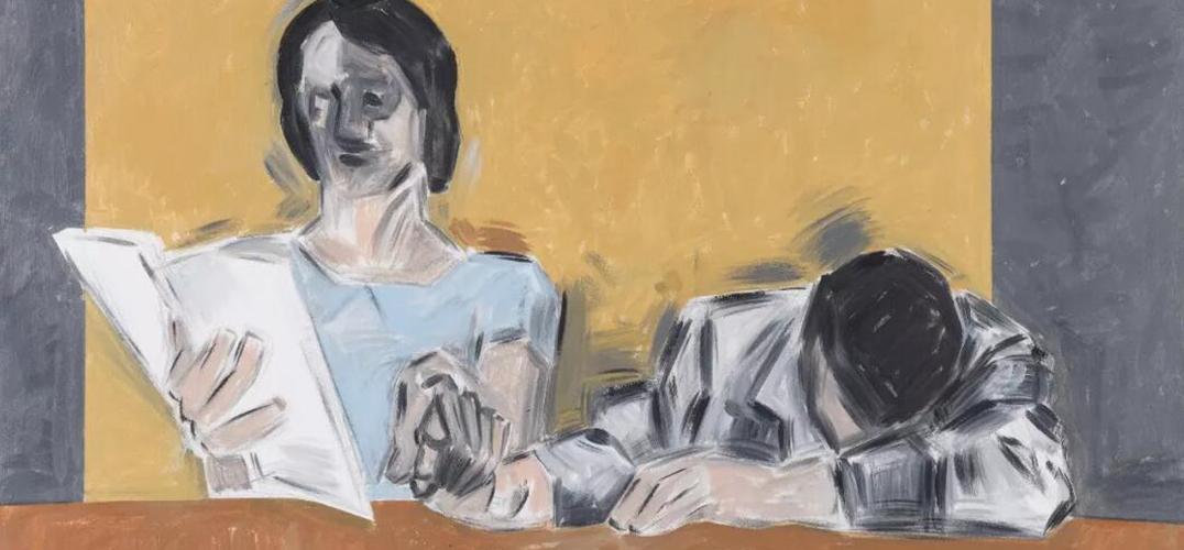 在小岛上生活了25年的首位希腊艺术家在中国举办个展