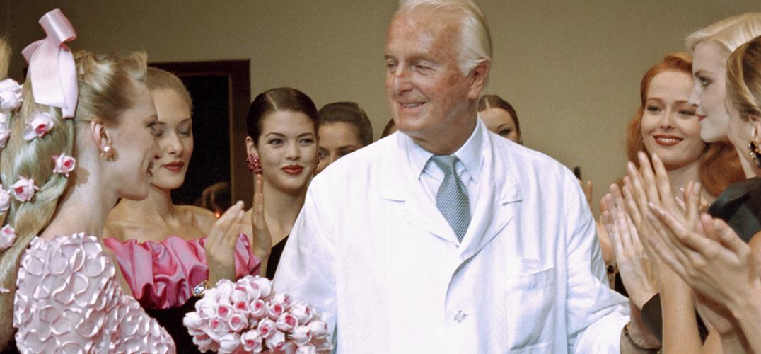 别了 赫本与杰奎琳·肯尼迪最爱的设计师纪梵希