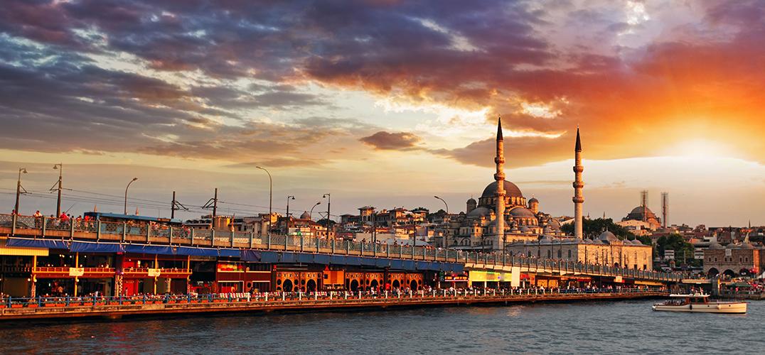 伊斯坦布尔的三月 艺术与美味齐发