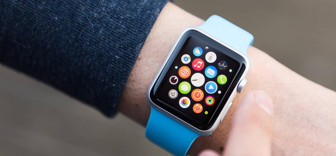 可穿戴的智能手表