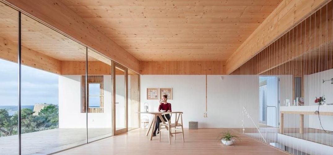 建于自然的私宅