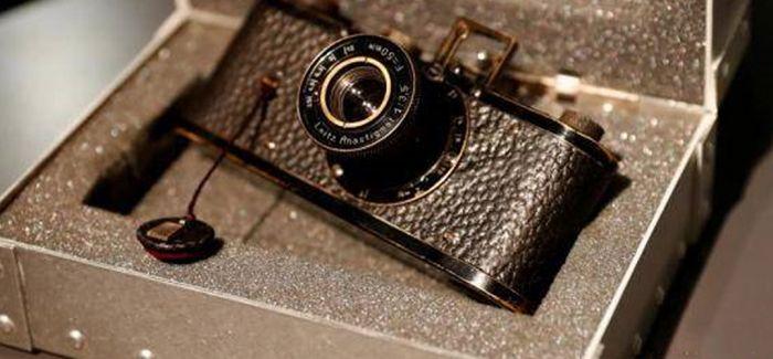1800万人民币!1923年徕卡相机破拍卖纪录