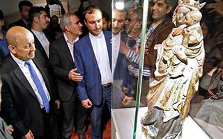 巴黎卢浮宫首次在伊朗举办外展