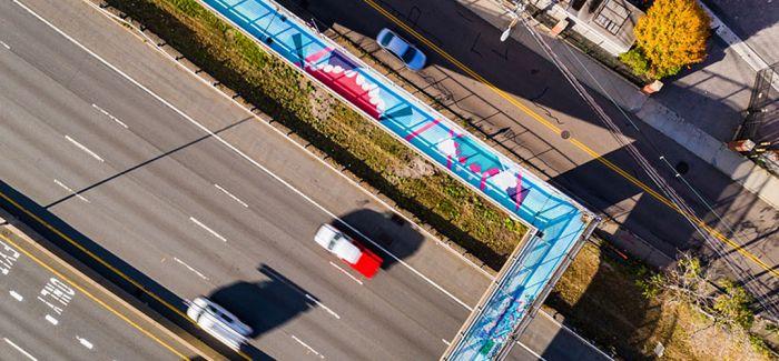 通往未来的艺术天桥