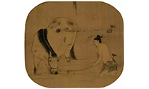 """""""线"""":中国画的精髓和灵魂"""