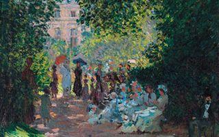 公共与私人花园:从巴黎至普罗旺斯
