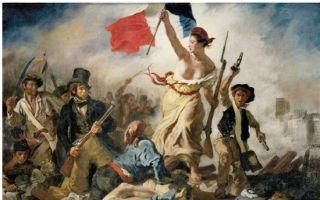 巴黎卢浮宫 德拉克罗瓦回顾展