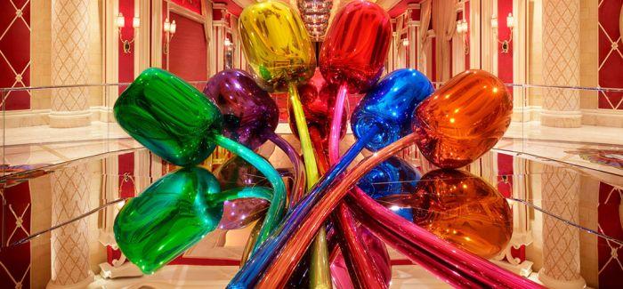 卓纳画廊将重点展出杰夫·昆斯作品