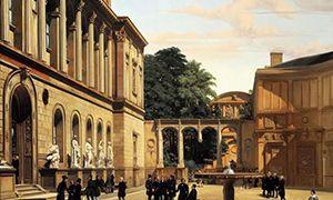 19世纪的巴黎凭什么成了艺术中心?