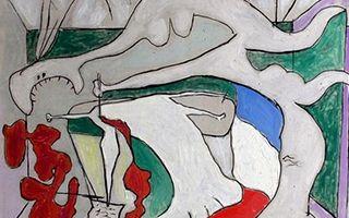 毕加索的1932:爱情 名誉 悲剧回顾之年