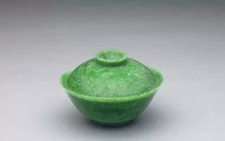台北故宫博物院的玉石臻品