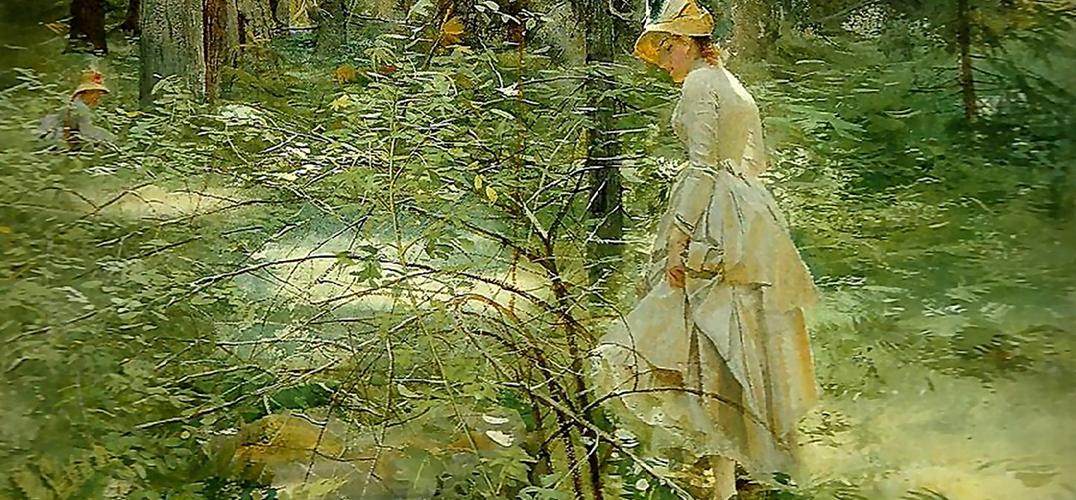 善于捕捉现实的瑞典艺术家安德斯·佐恩