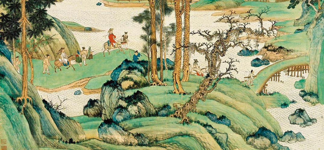 全球艺术家拍卖排行榜:中国书画家上榜增多
