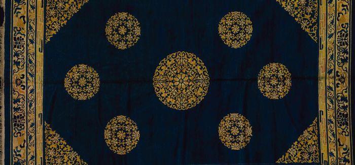 逐渐增强的中国艺毯影响力