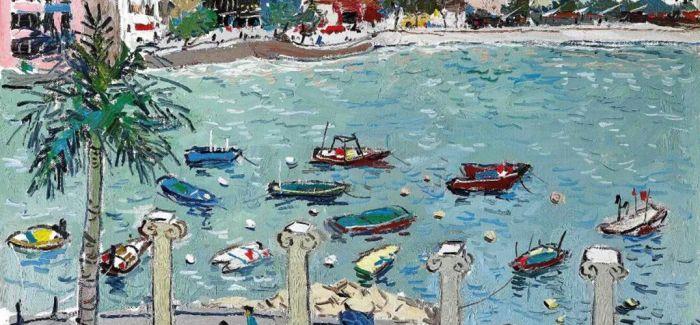 「曼妙香港」推出和香港有关的艺术家的作品