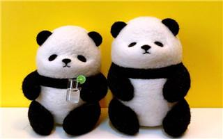 羊驼小美手工店|学习DIY萌萌哒羊毛毡熊猫