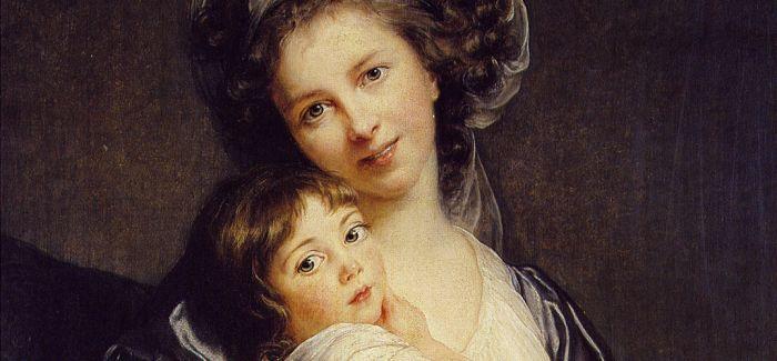 集美貌与才华于一身的女画家维瑞·勒布伦