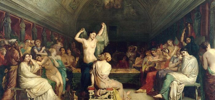 """安格尔曾说""""这个孩子会成为绘画界的拿破仑"""""""