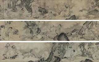 《静修林》创下印度现代艺术家世界拍卖纪录