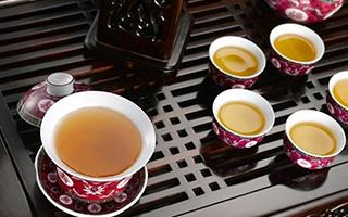 你会喝茶吗?