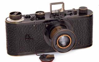 240万欧元的徕卡 刷新了相机拍卖的记录