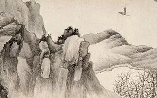 听闻唐寅《春山结侣图》中的嘤嘤鸟鸣声
