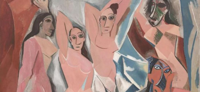 毕加索的绘画技巧
