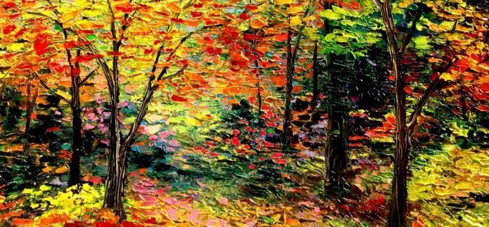 艺术中的色彩启示