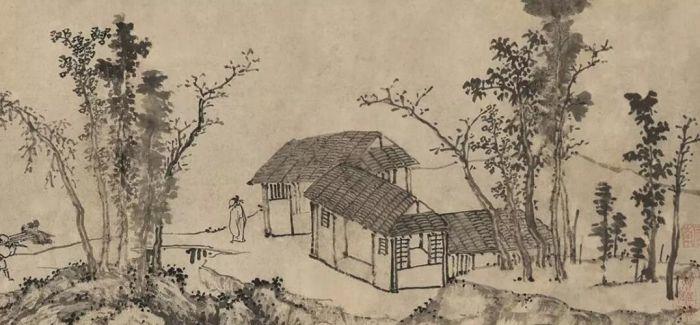 中国古代书画的清雅与闲逸