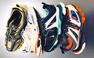自带流量的鞋子